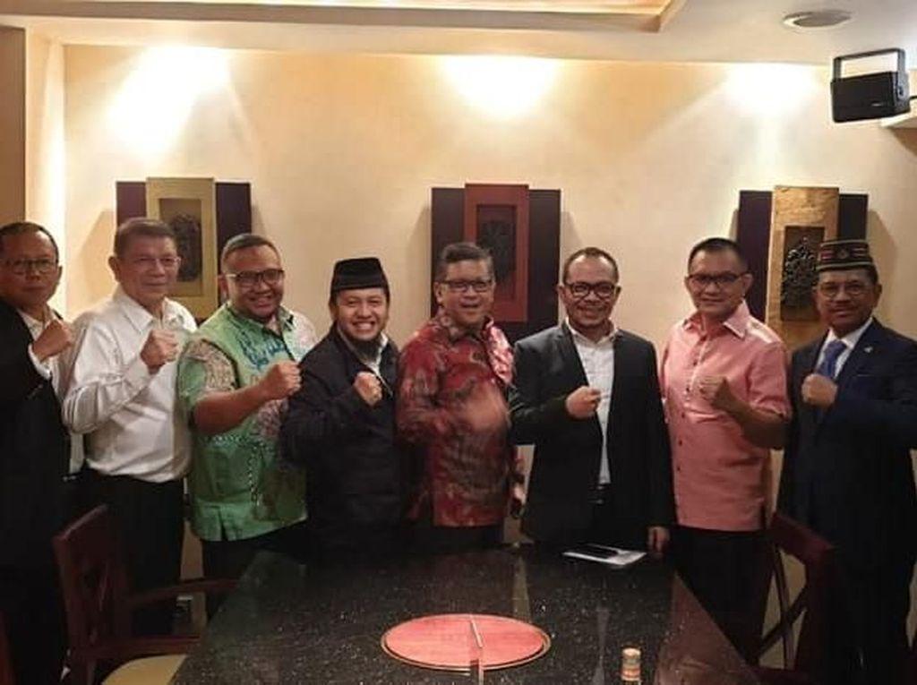 Sekjen Partai Koalisi Jokowi Kumpul Bahas Isu Politik dan Kebangsaan