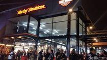 Gairah Warga Bandung Miliki Moge Harley Meningkat