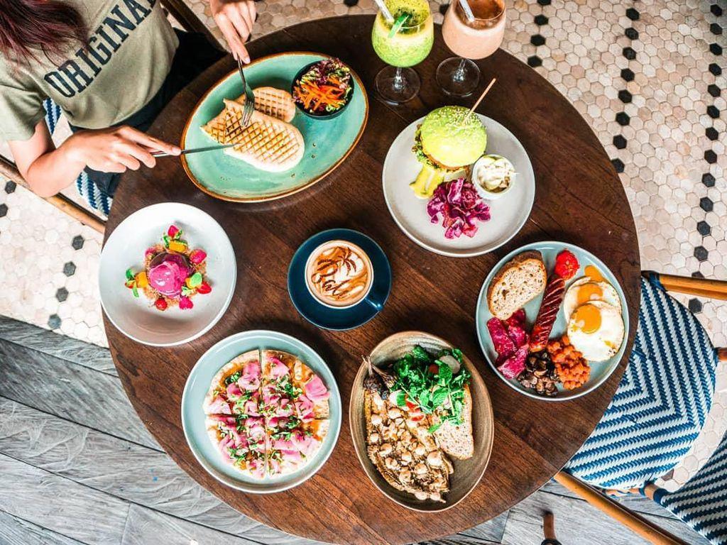 5 Kafe di Bali Ini Tawarkan Makanan Enak Plus Konsep Instagenik