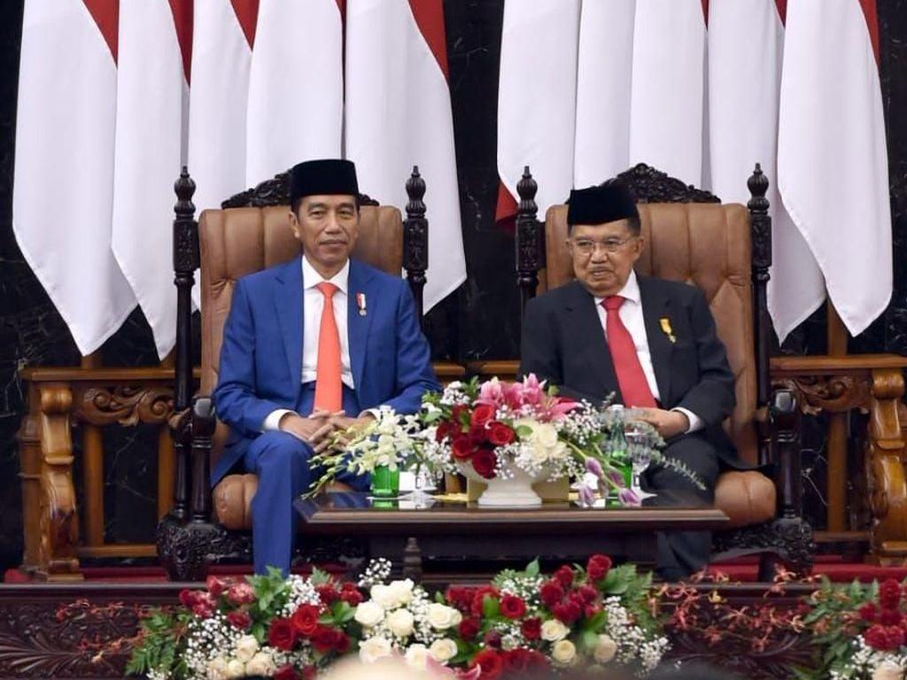Harapan JK untuk HUT 74 RI: Indonesia Lebih Baik dan Maju