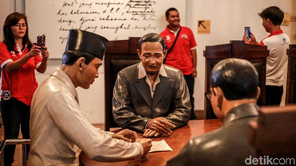Jejak Sejarah Kemerdekaan RI di Museum Perumusan Naskah Proklamasi