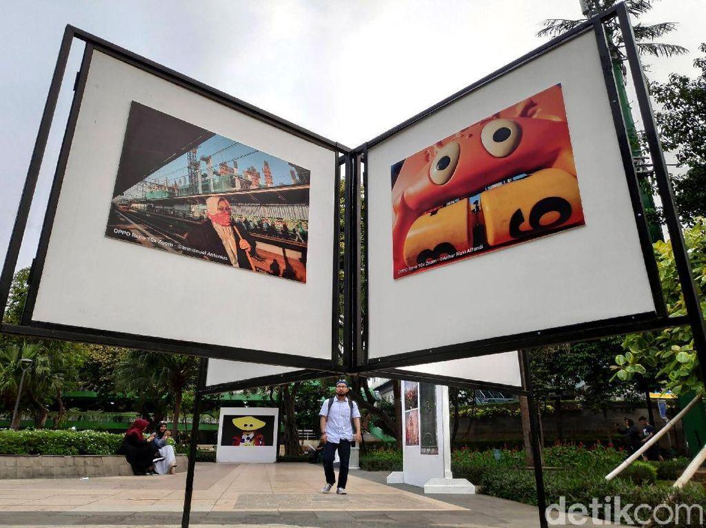 Kilas Balik Ibu Kota di Pameran Foto Rekam Jakarta