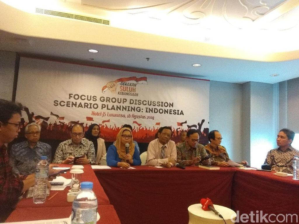 Mahfud Md Sebut Ada Ponpes yang Larang Nyanyi Lagu Indonesia Raya