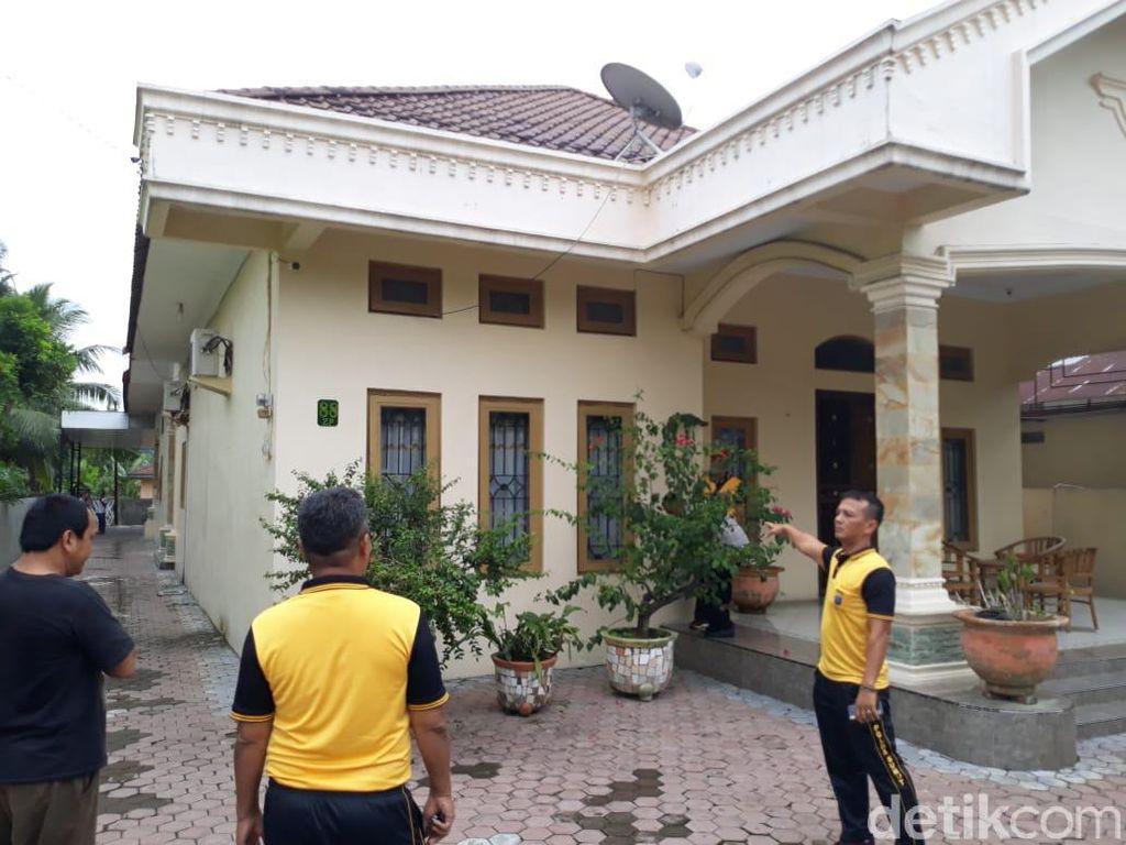 Ketua DPRD Binjai Duga Teror di Rumahnya Terkait Galian C Ilegal
