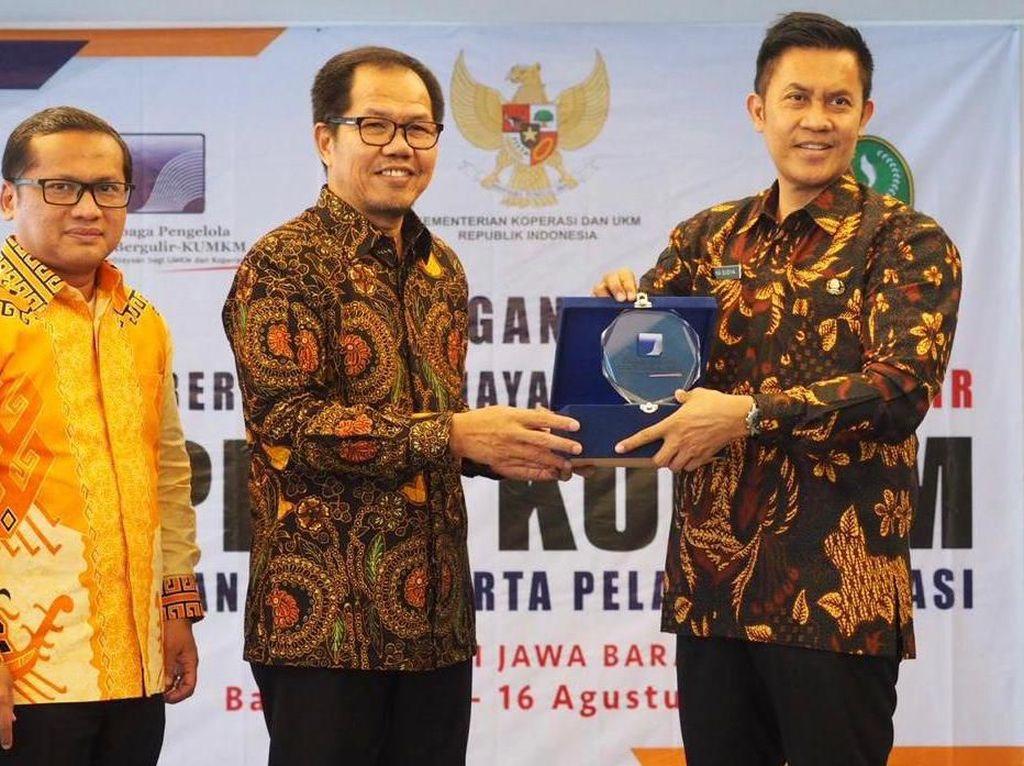 Dirut LPDB: Koperasi di Indonesia Semakin Berkualitas