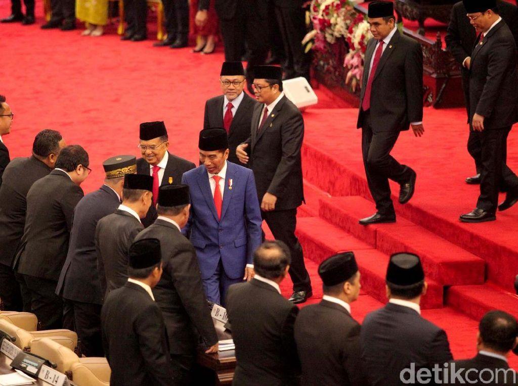 Kubu Jokowi Dominasi Parlemen, Bagaimana Jadinya Relasi DPR-Pemerintah?