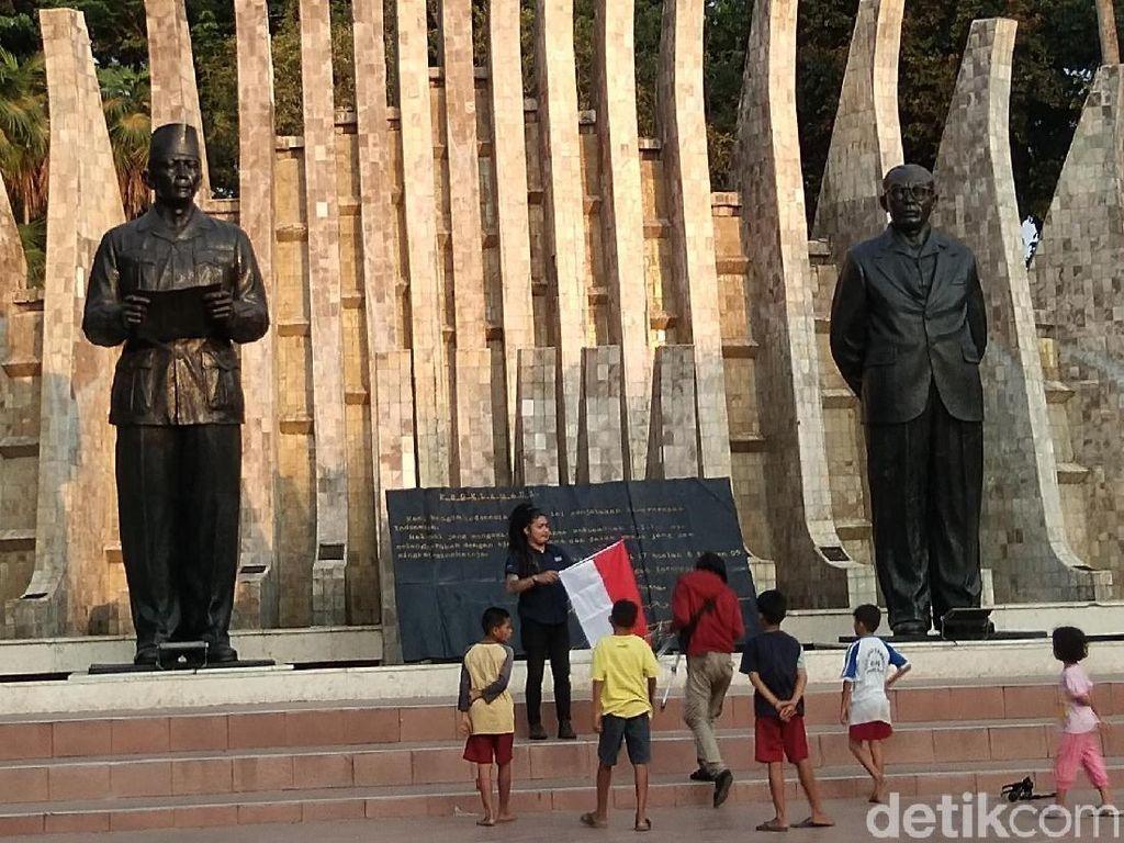 Foto: Tempat Naskah Proklamasi Dibaca Sukarno