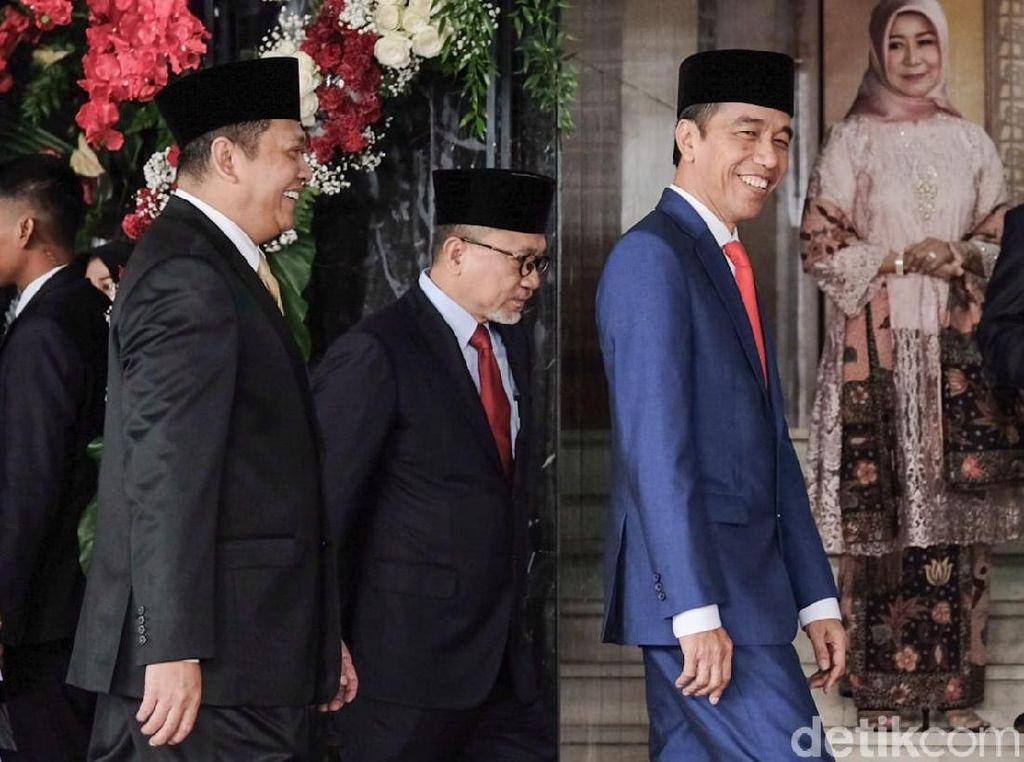Bicara Hilirisasi, Jokowi: Kita Bisa Membuat B100!