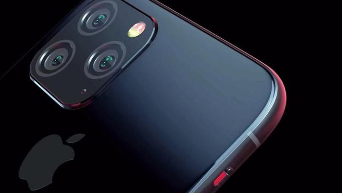 Reka wujud iPhone 11. (Foto: BGR)