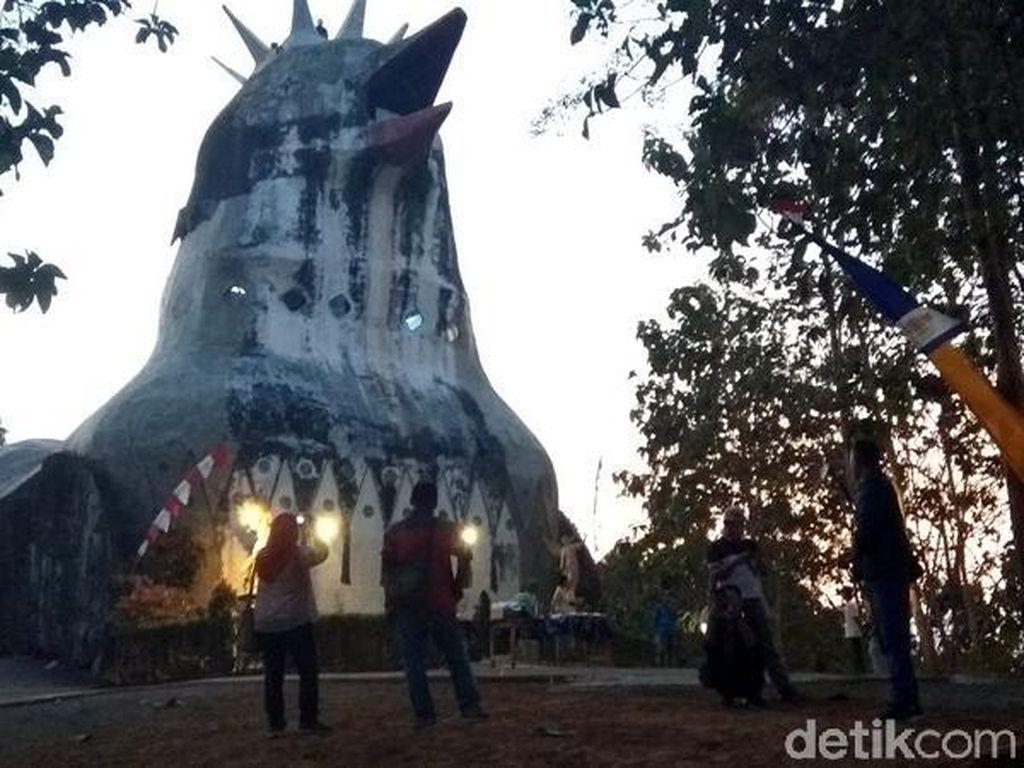 Bukit Rhema Siap Jadi Destinasi Wisata Religi Untuk Semua Agama