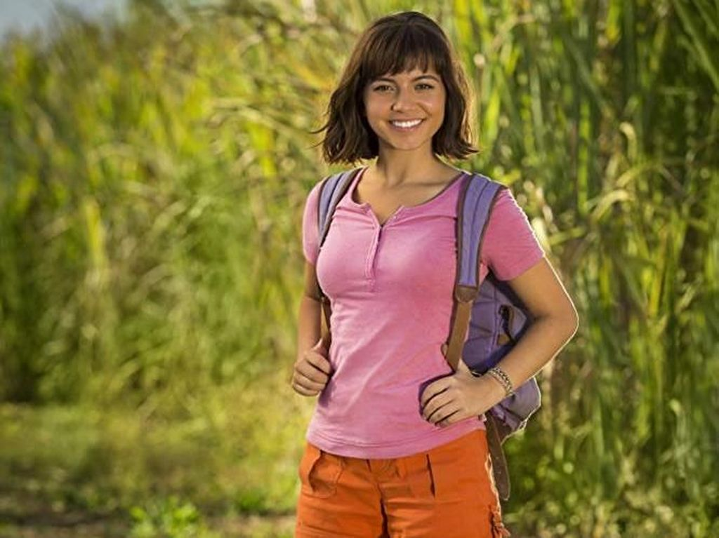 Mengenal Isabela Moner, Pemeran Dora di Dora and the Lost City of Gold