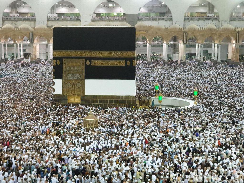 Jemaah Haji RI: 38.863 Sudah Pulang, 308 Wafat