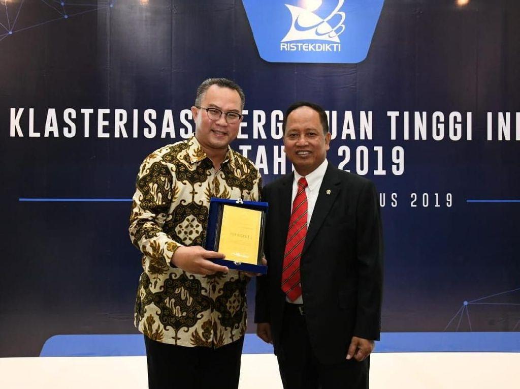 IPB Raih Ranking 3 Perguruan Tinggi Negeri Terbaik Se-Indonesia