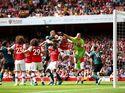 Turun Minum, Arsenal Vs Burnley 1-1