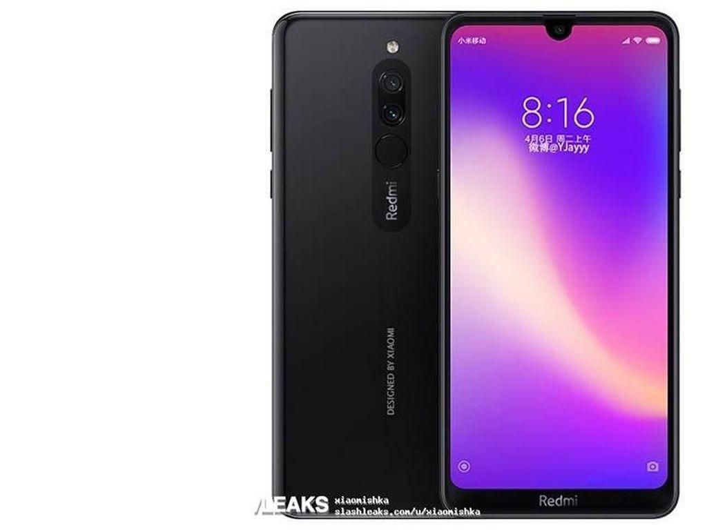 Inikah Spesifikasi Redmi 8, Xiaomi?