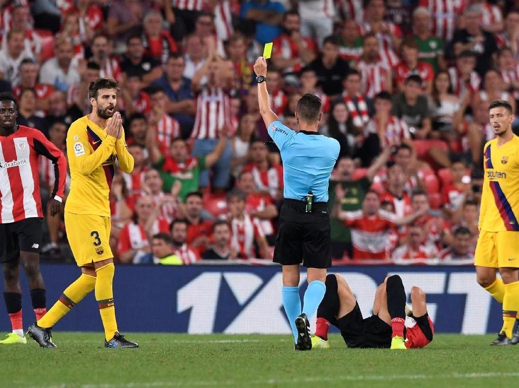 Bilbao Lagi Menyulitkan untuk Barcelona