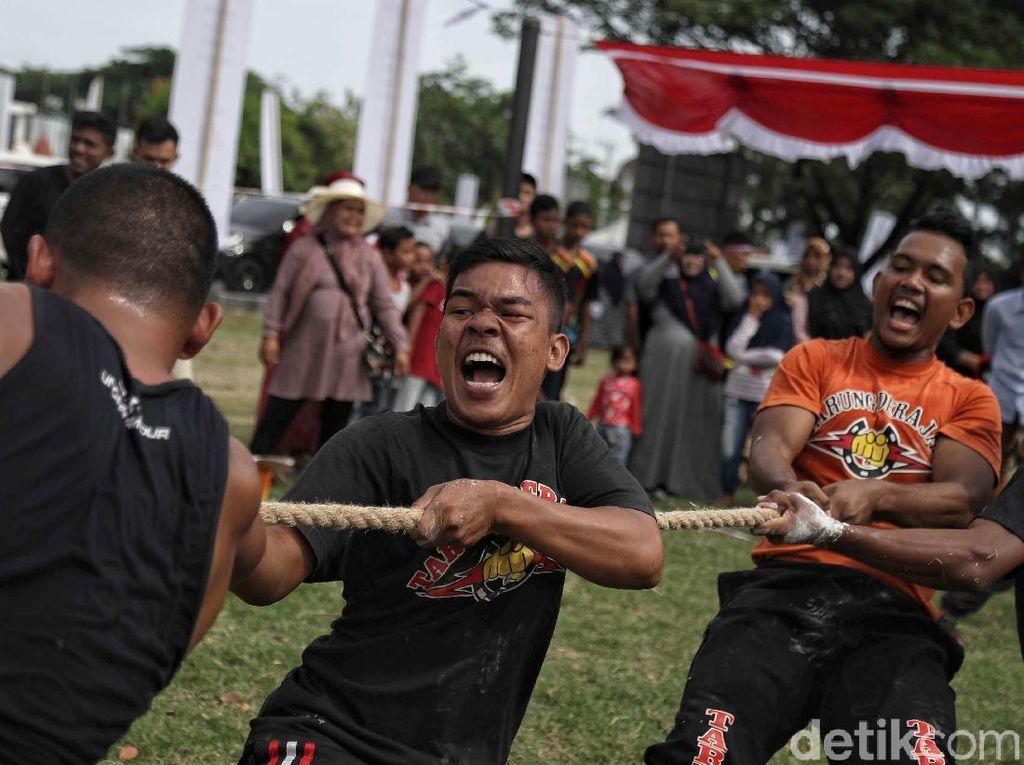 Saat Netizen Rayakan HUT ke-74 RI: Terjajah Rindu hingga Lomba Balap Nikah