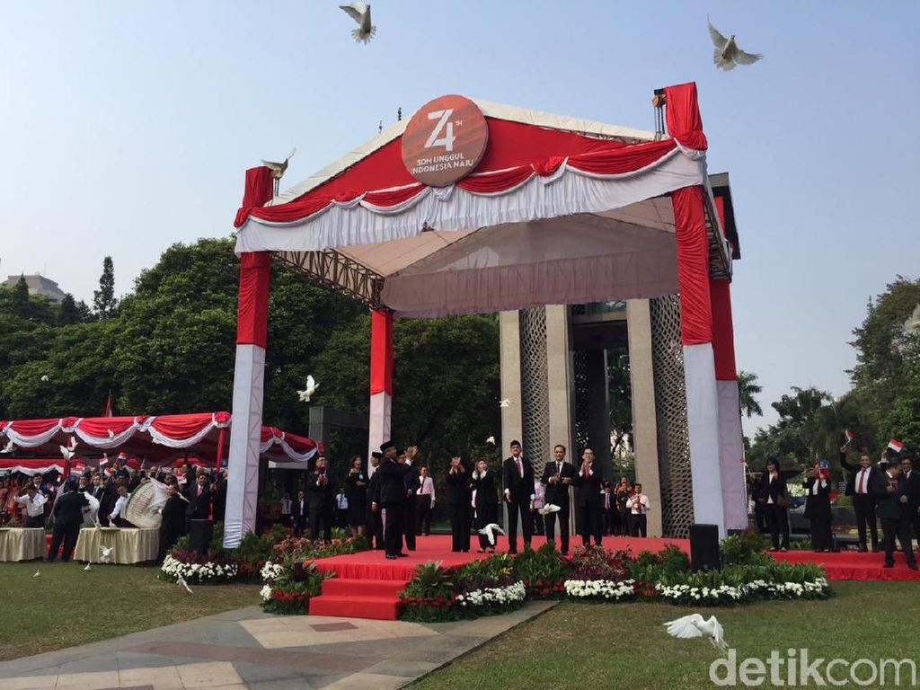 HUT ke-74 RI, BI Luncurkan Standar QR Code Indonesia