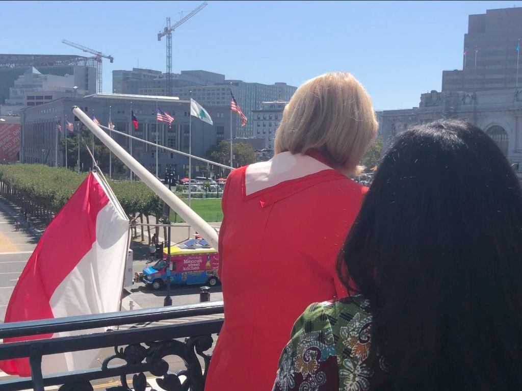 Video Gema Peringatan HUT RI di Benua Amerika dan Eropa