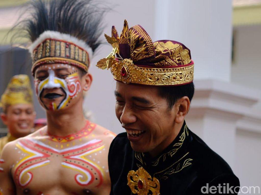 Jokowi di HUT RI: Fokus ke SDM, Budi Pekerti Penting