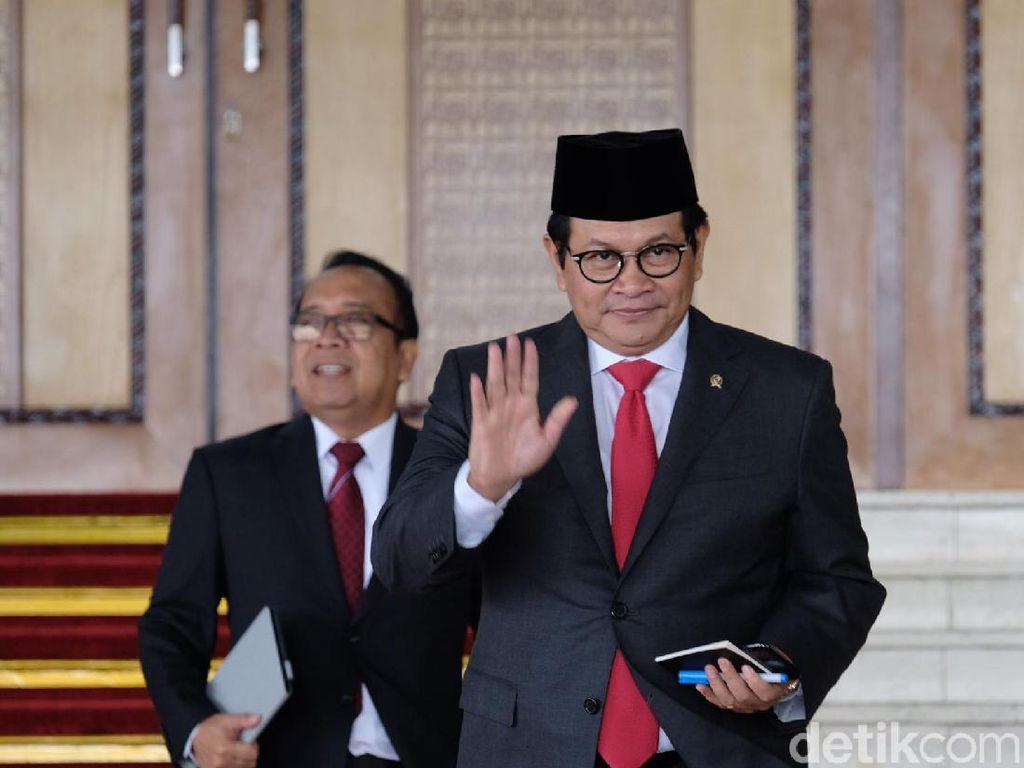Pidato Kenegaraan Jokowi Tak Singgung Penuntasan Kasus HAM, Ini Kata Istana