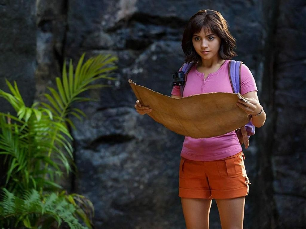 Isabela Moner Awalnya Ragu Bintangi Dora and the Lost City of Gold