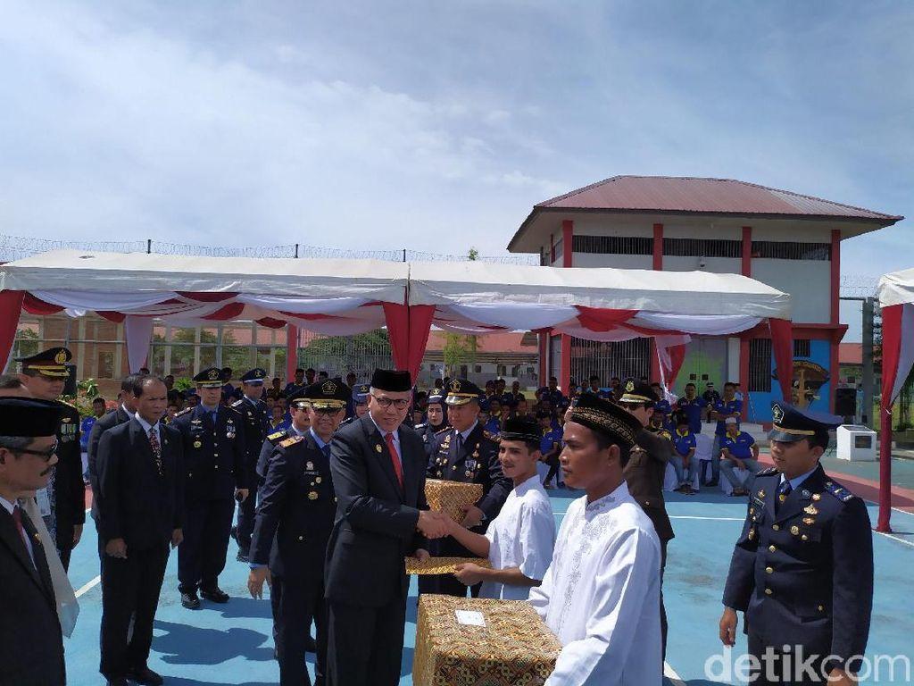 10 Napi Korupsi di Aceh Dapat Remisi HUT RI