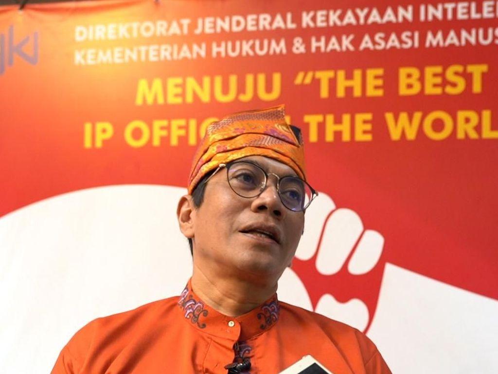 Menuju Indonesia Unggul, DJKI Luncurkan Aplikasi Pendaftaran KI Online