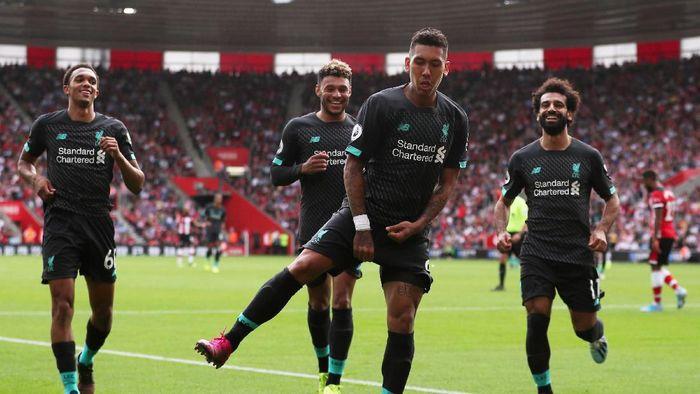Liverpool lega punya waktu sepekan penuh untuk bersiap hadapi Arsenal. (Foto: Hannah McKay/Reuters)
