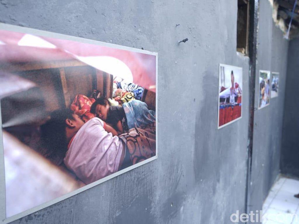Potret Kesetaraan di Reruntuhan Rumah Deret Tamansari Bandung