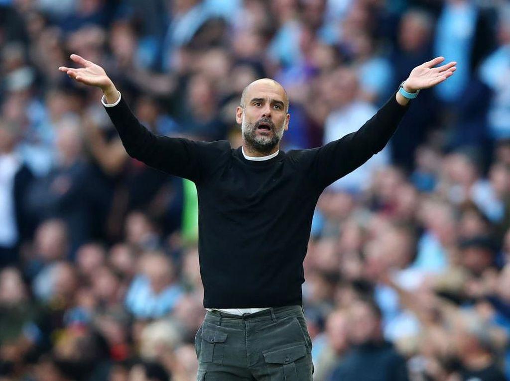 MU Dominan di Derby Manchester, Pep: Fokus Saja Saat Ini