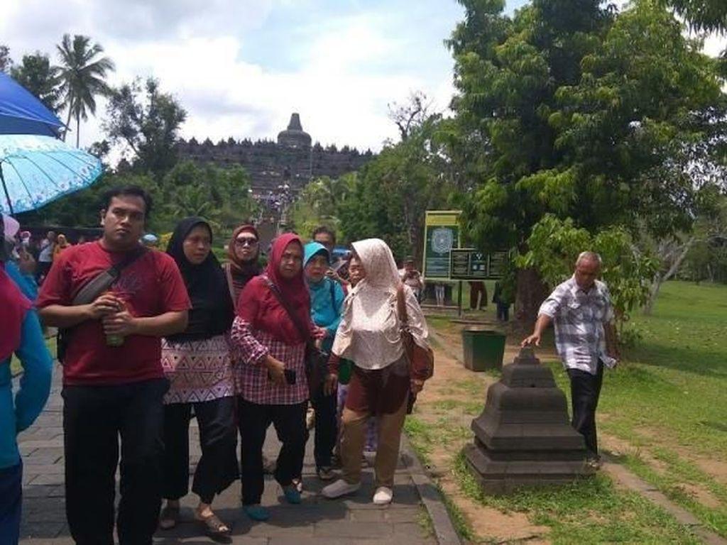 Borobudur, Tak Hanya Cantik Tapi Menarik