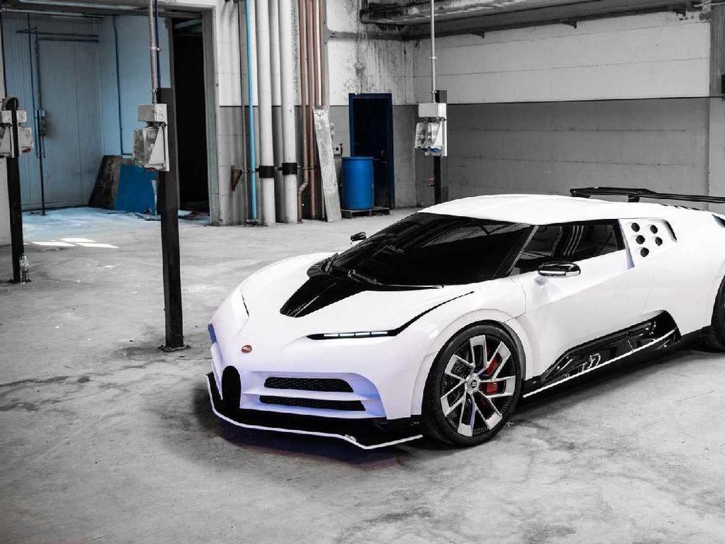 Mobil Baru Bugatti Punya Harga Rp 126 Miliar, Siapa Mau?