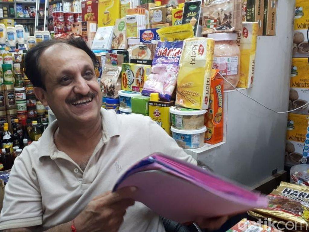 Senangnya Pedagang India Jual Produk Indonesia: Laris, Cepat Lakunya