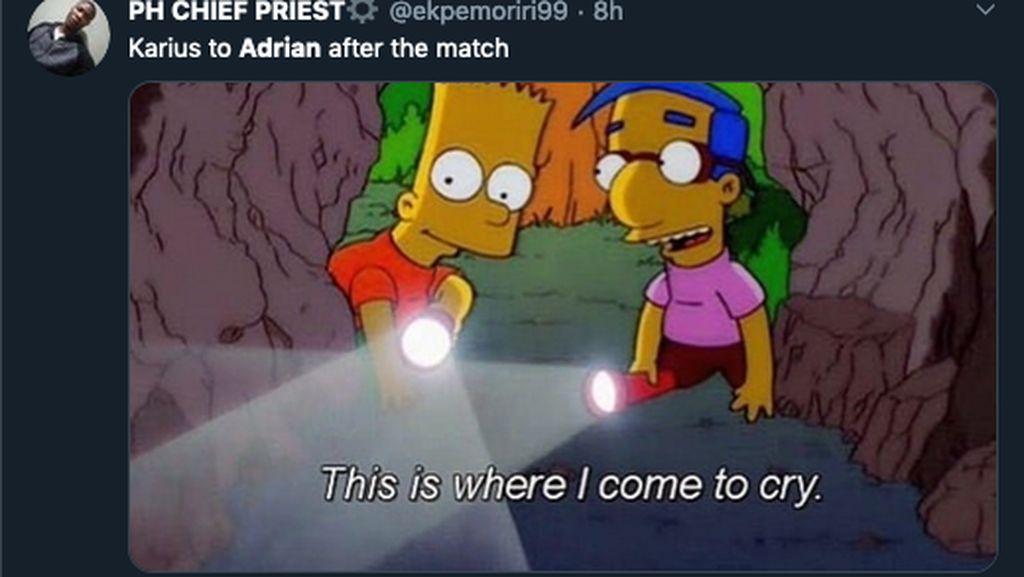 Adrian Karius, Meme Ledekan buat Kiper Liverpool