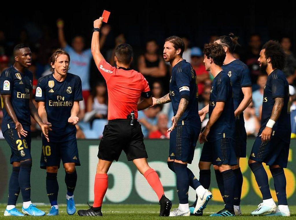Dapat Sanksi Larangan Tanding, Modric Absen Hadapi Valladolid