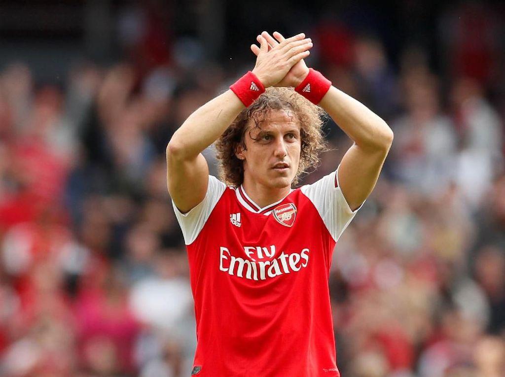 Jelang Arsenal Vs Man City, Guardiola Lempar Pujian ke David Luiz