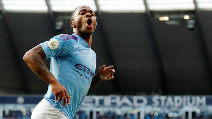Winger Manchester City Raheem Sterling. (Foto: Phil Noble/Reuters)