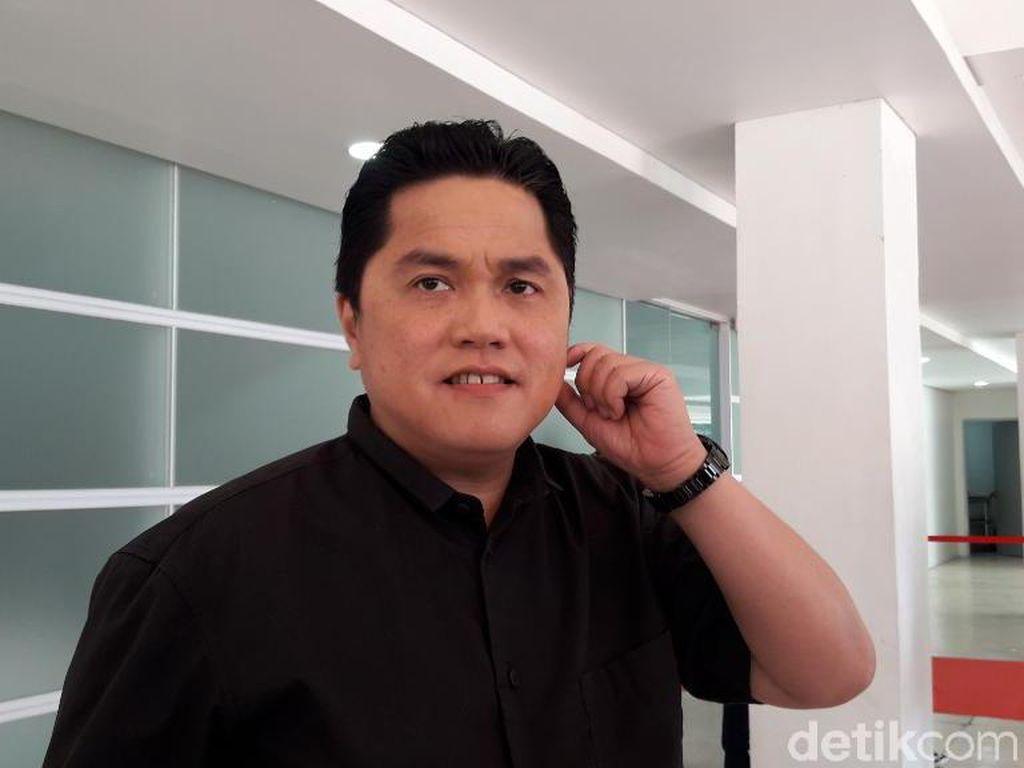 CdM Indonesia ke SEA Games Kosong, Erick Thohir Tunggu Keputusan Pemerintah