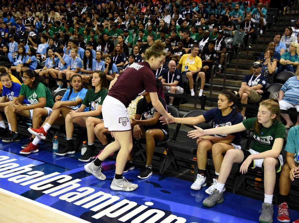 Kejuaraan Jr. NBA: Kerja Sama Apik Tim Asia Pasifik