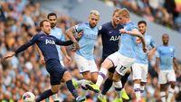 Tottenham Puas Curi Poin di Etihad, tapi Akui Butuh Banyak Perbaikan