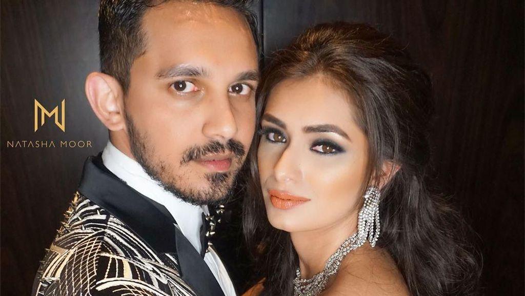Cantiknya Menantu Raam Punjabi yang Pernikahannya Digelar 4 Hari 4 Malam