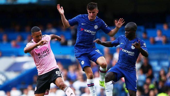 Gaya bermain Chelsea dikritik Jamie Carragher. (Foto: Reuters)