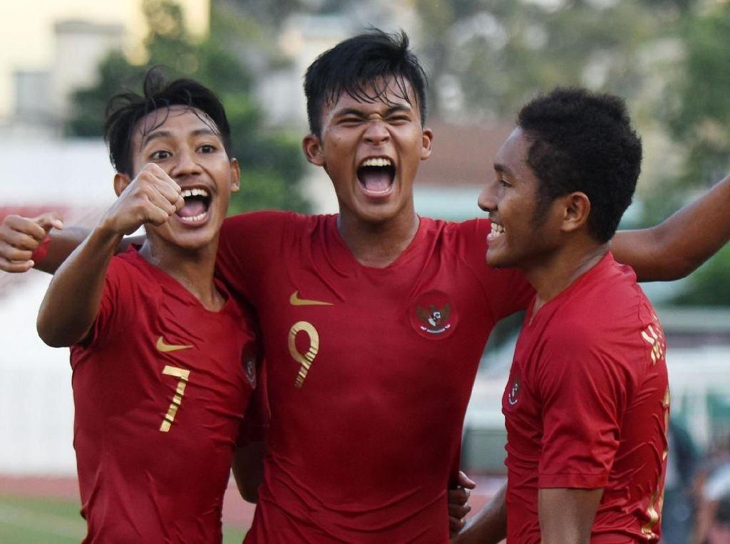 Indonesia Kunci Peringkat Ketiga Piala AFF U-18