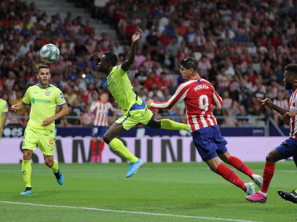 Atletico Vs Getafe: Gol Tunggal Morata Menangkan Los Rojiblancos