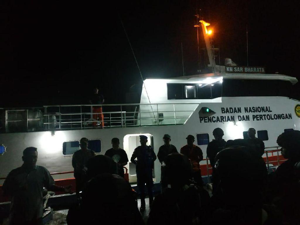 Korban Tewas 7 Orang, TNI AL Pastikan KM Mina Sejati Bukan Dibajak