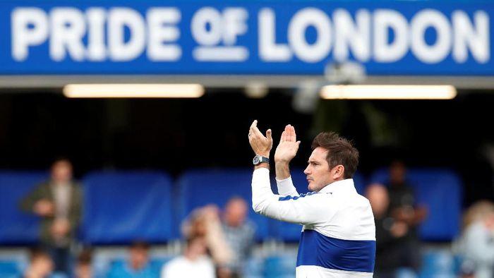 Chelsea dan pendukungnya diminta bersabar pada Frank Lampard. (Foto: Action Images via Reuters/John Sibley)