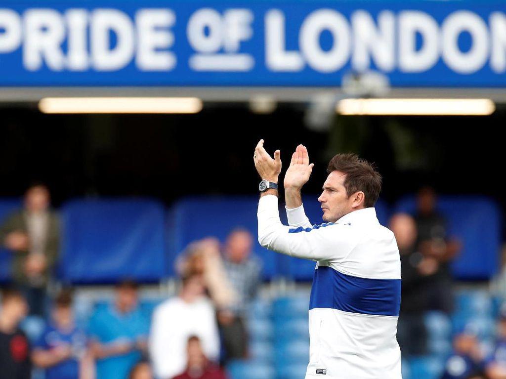 Chelsea Kok Belum Menang, Lampard?