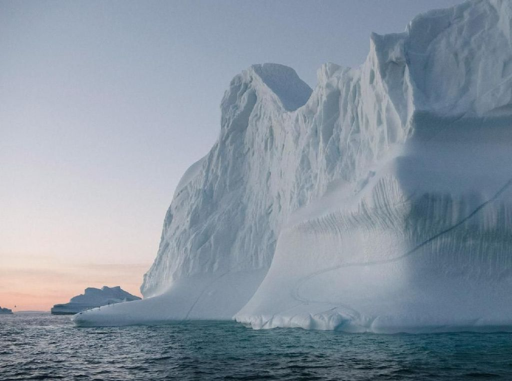 Foto Sisi Lain Greenland yang Belum Kamu Tahu