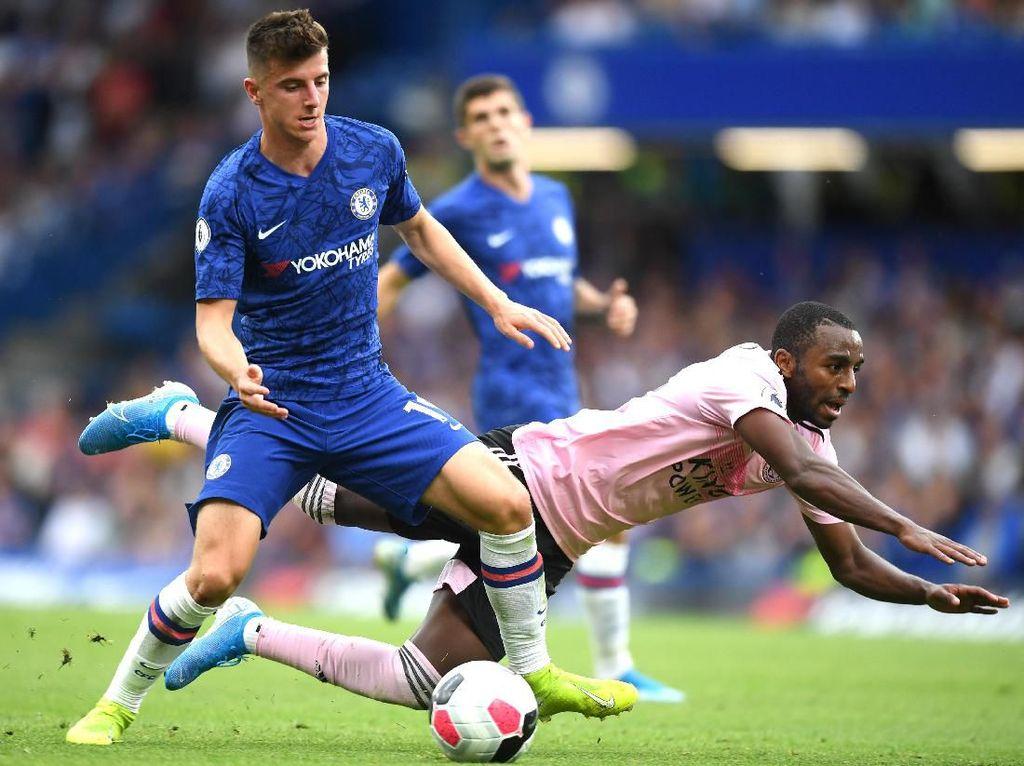 7 Fakta dari Laga Chelsea Vs Leicester